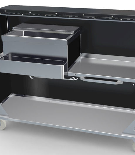 collapsible bar