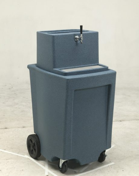 kegerator beer cart rental