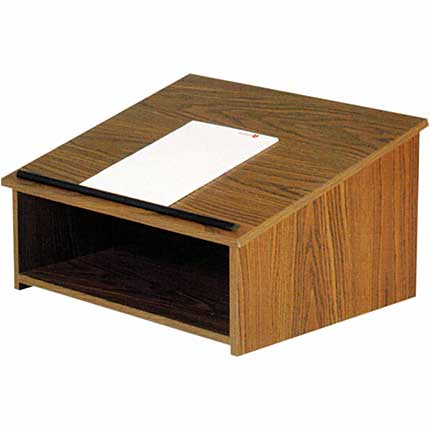 podium table top