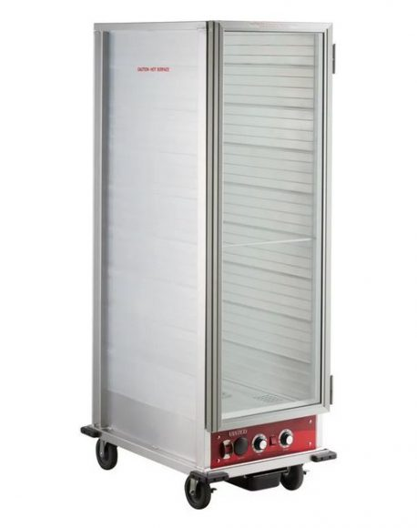 Avantco Full Size Non-insulated heated proofing rack