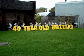 buzzard sign rental