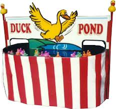 duck pond rental game