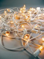 mini string lights rental