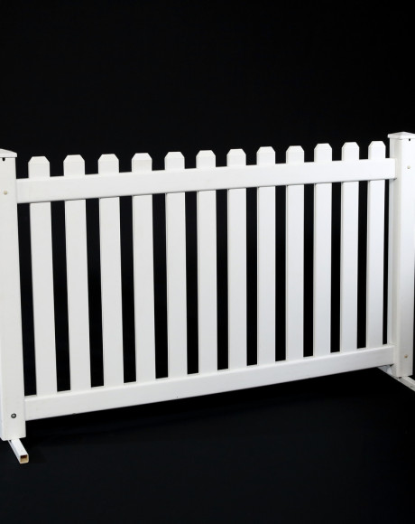 portable fencing rental