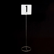 number stand 1