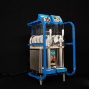 double slush machine rental