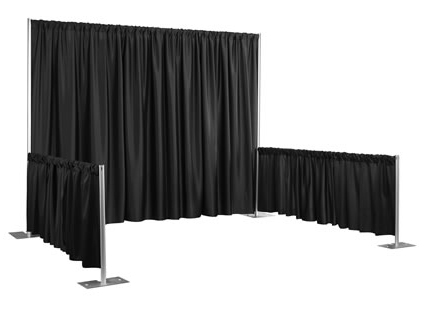 black booth rental