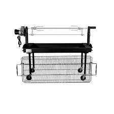 charcoal rotisserie grate
