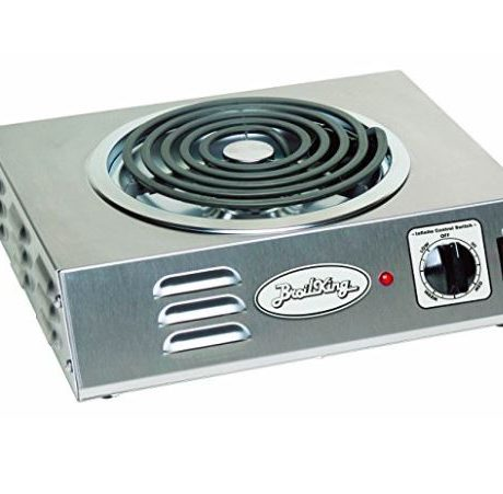electric single burner rental