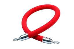 stanchion red rope 2