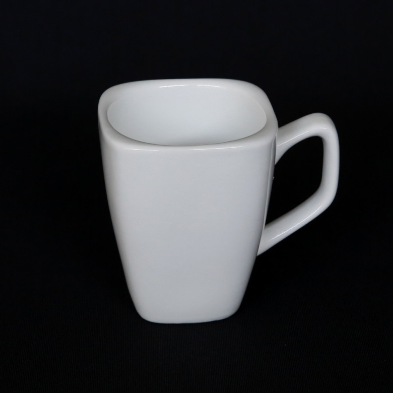 white square cup rental