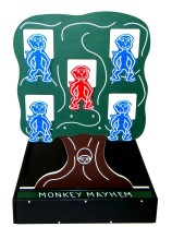 monkey mayhem rental game