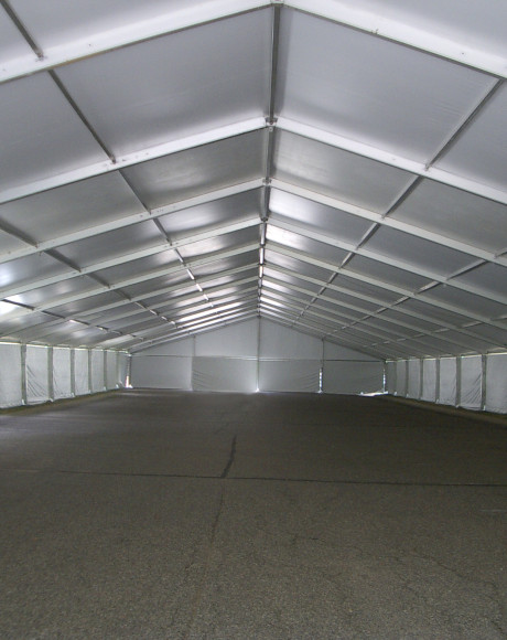 clearspan rental tent