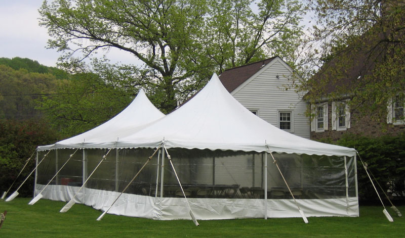 Tent Renting Accessories