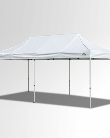 10 x 20 white pop-up canopy