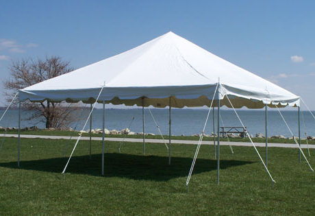 DIY Tent Canopies