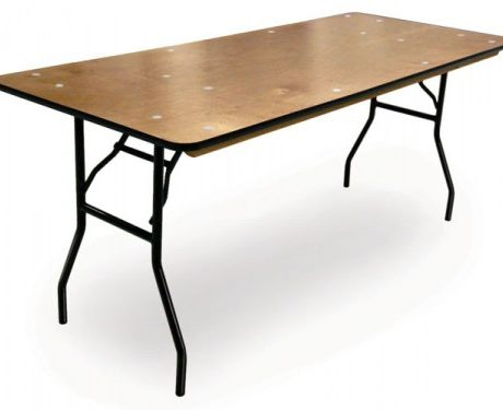 farm table rental 8x42