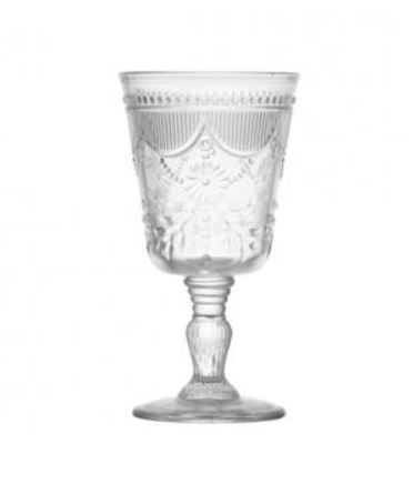 debutante glass rental
