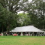 WVWA Wissahickon Valley Watershed tent rental 40x80 pole tent