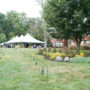 WVWA tent rental Wisahickon Valley Watershed 40' x 80' pole tent