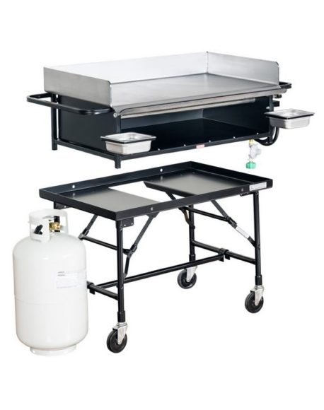 griddle 36in propane rental