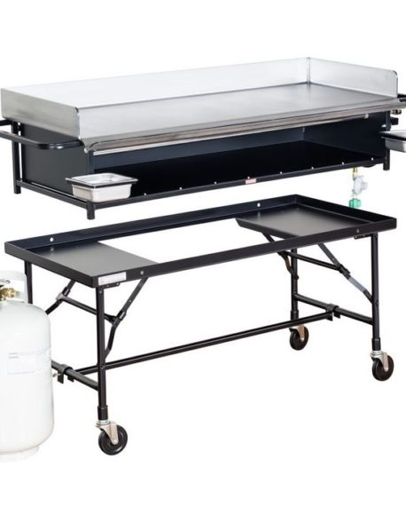 griddle 52in propane rental