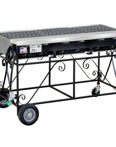 propane grill 4 foot