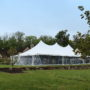 outdoor tent 40x80 pole tent