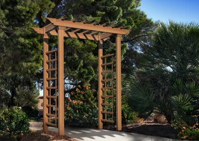 carolina wedding arbor rental