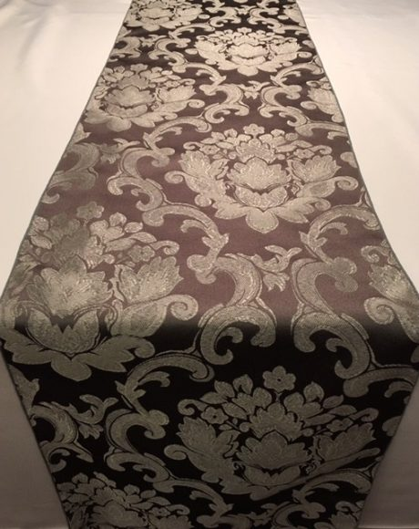 Beethoven Damask Runner