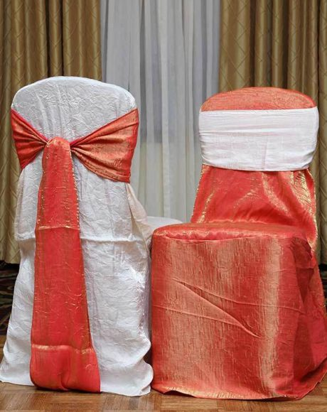 Crush Chair Covers