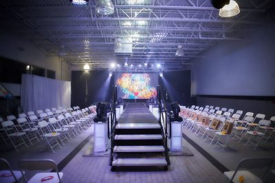 fashion for a cause runway rental