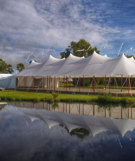 Aurora Sailcloth Wedding Tent 45W