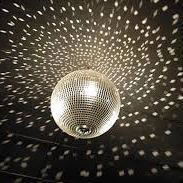 mirror disco ball rental