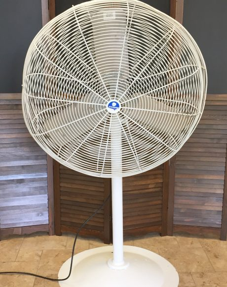pedestal fan white 30 inch