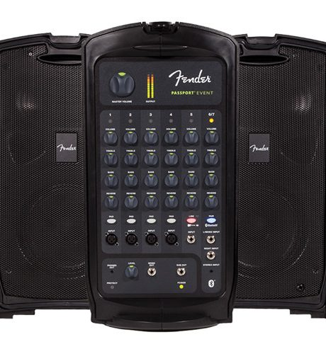 Fender Passport Event PA System Bundle