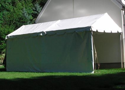 9' x 20' marquee tent