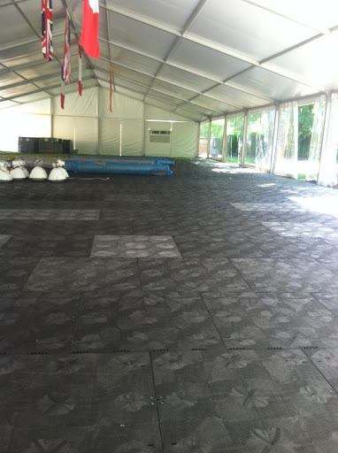 dura trac temporary flooring