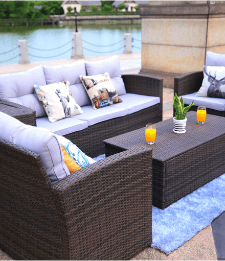 vronica outdoor lounge furniture